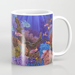Coral Reef Coffee Mug