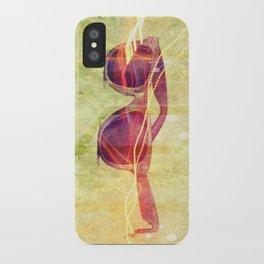 Retro Raybans iPhone Case