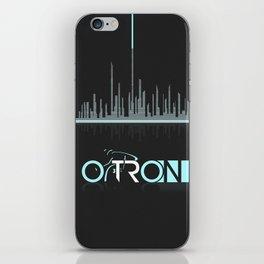 Tron Minimalist iPhone Skin