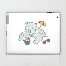 White Summer Laptop & iPad Skin