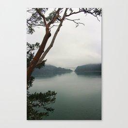 Isle to Land Canvas Print