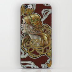 Autumn Winds iPhone & iPod Skin