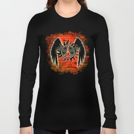 Saving People, Hunting Things Long Sleeve T-shirt