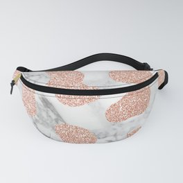 Marble Gold Session III-XII Fanny Pack