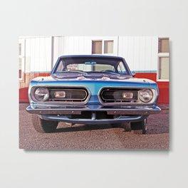 '68 Barracuda Metal Print
