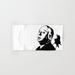 ALFRED THE GREAT MOVIE DIRECTOR Hand & Bath Towel