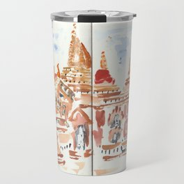 Bagan Burma Travel Mug