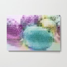 Egg Hunt Metal Print