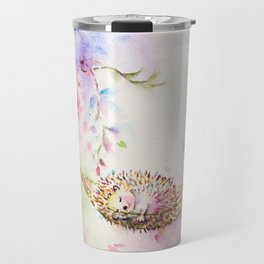 Wisteria Dream Travel Mug