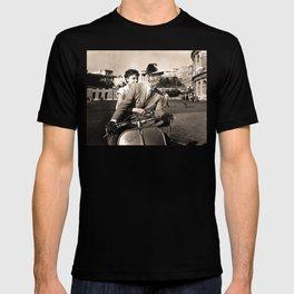 FREDDIE KRUEGER IN ROMAN HOLIDAY T-shirt