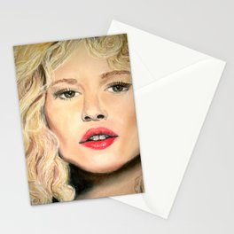 Kate Winslet in Pastel Stationery Cards