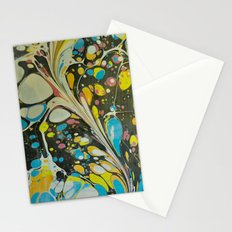 Marble Print #10 Stationery Cards