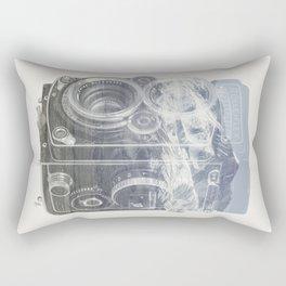 Inside Of It Rectangular Pillow