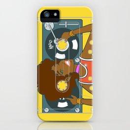 Köpke's Mixtape iPhone Case