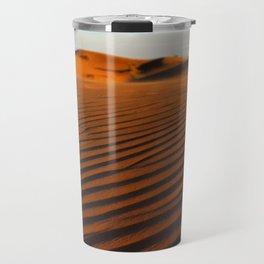 Golden Desert  Travel Mug