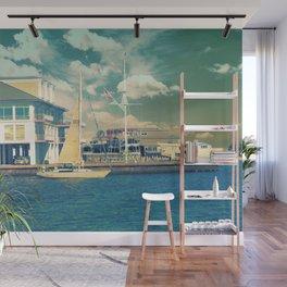 Set Sail Wall Mural
