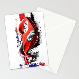 FERRARI 330 - P4  n°23 DAYTONA 1967 Stationery Cards