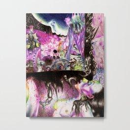 Orion Descending To Styx Metal Print