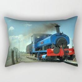 Lady Nan at Cranmore Rectangular Pillow