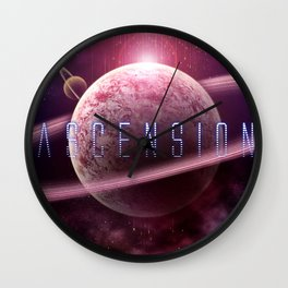 -ASCENSION- Wall Clock