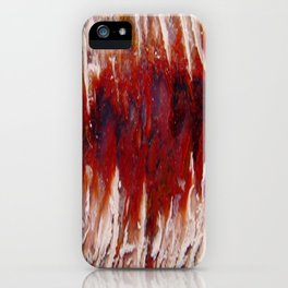 Raspberry Angelwing iPhone Case