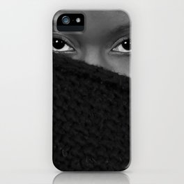 Kween iPhone Case