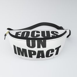 Focus on Impact Fanny Pack