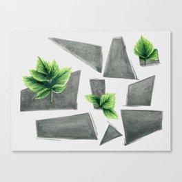 Geometric #3 Canvas Print