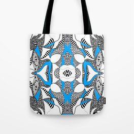Blue Dreams Tote Bag