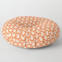 Baked beans farting Floor Pillow
