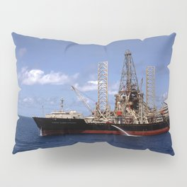 Hughes Glomar Explorer Pillow Sham