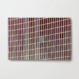 facade#1 Metal Print