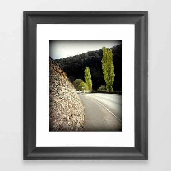 Walhalla Framed Art Print