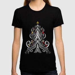 Christmas decorations 4 Christmas tree T-shirt