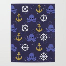 Ahoy Matey! Poster