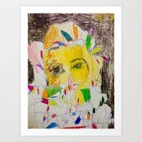 The Carnivale Art Print