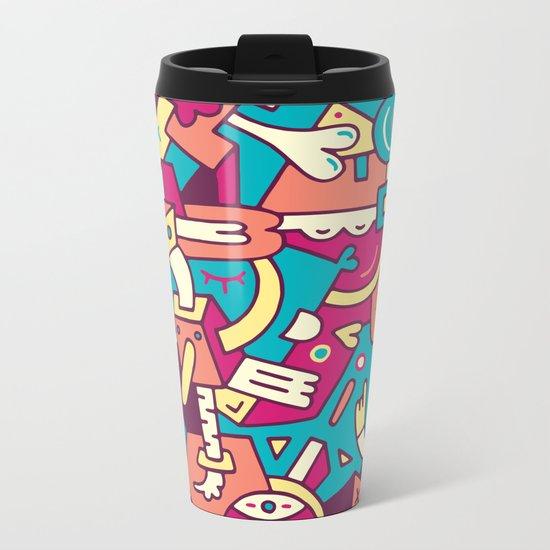 Ploon Metal Travel Mug