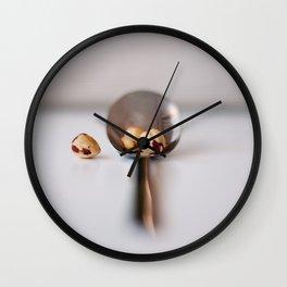 cold steel II Wall Clock