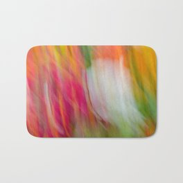 Colorful Strokes Bath Mat