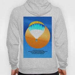 Cold Hot Air Balloon Hoody