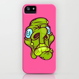 Monster Head iPhone Case