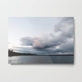 The great lakes - Ontario, Canada | travel - landscape - sky - print - photo - america - nature Metal Print