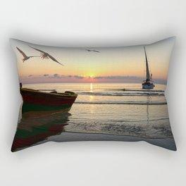 L'appel de la mer Rectangular Pillow