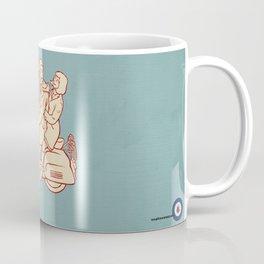 Mod & Modette Coffee Mug