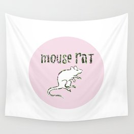 Mouse Rat Wall Tapestry