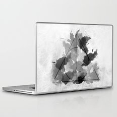 The Gifts Black and White Version Laptop & iPad Skin