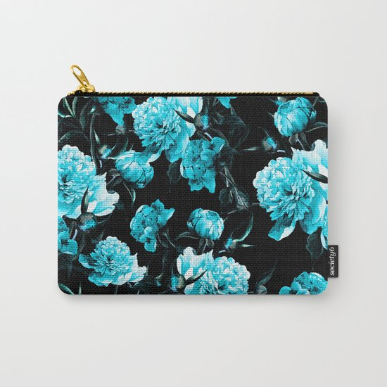 Peonies III Carry-All Pouch