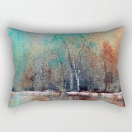 Reflections of Serenity Rectangular Pillow