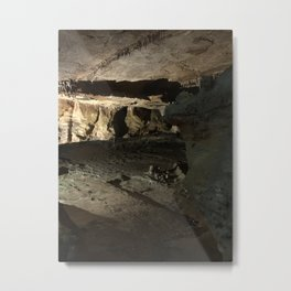 Earthen Womb Metal Print
