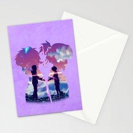 Kimi no na Wa (Your Name) Stationery Cards